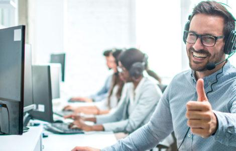 Se o seu CRM não está te ajudando a oferecer uma melhor experiência aos seus clientes, alguma coisa está errada! <br /> <br /> Fale com um especialista agora mesmo e receba a orientação certa.